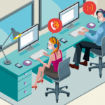 Alles over de opleiding contactcenter medewerker